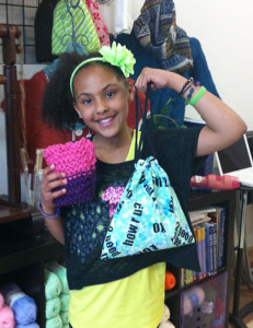 Young Knitters Class