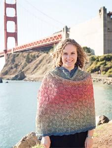 PinwheelKnitting Pattern by Laura Barker