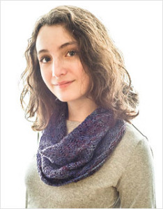 storm cloud moebius knitting pattern